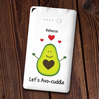 Avocuddle powerbank