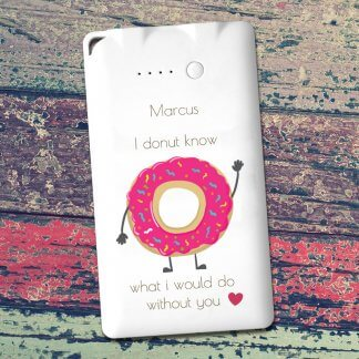 Donut joke powerbank