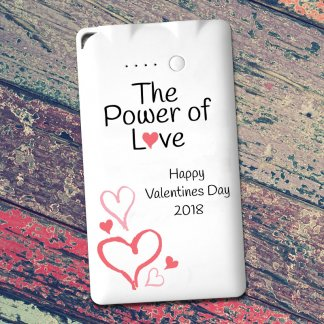 Power of love powerbank