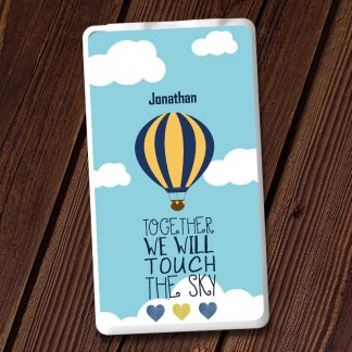 Touch the sky balloon powerbank