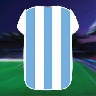 Argentina Shirt Powerbank