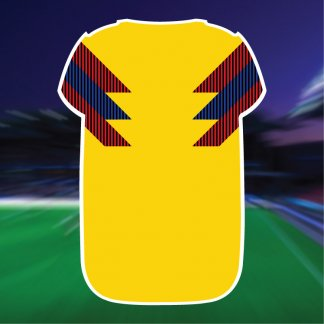 Colombia Shirt Powerbank