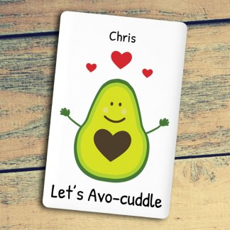 Avocuddle Credit Card Powerbank