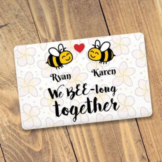 We Bee-long Together Credit Card Powerbank