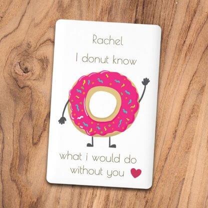 Donut Credit Card Powerbank