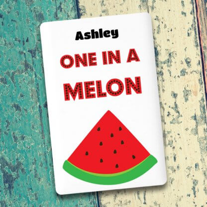 One in a melon Credit Card Powerbank