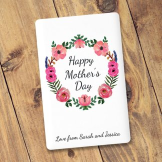Mother's day personalised powerbank