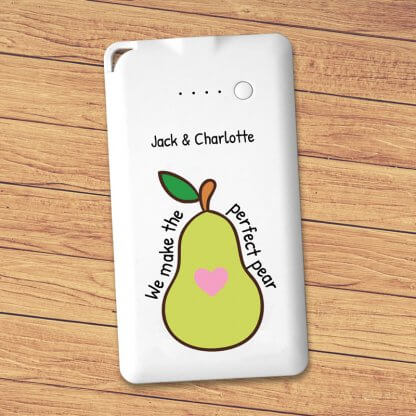 Perfect pear jok powerbank
