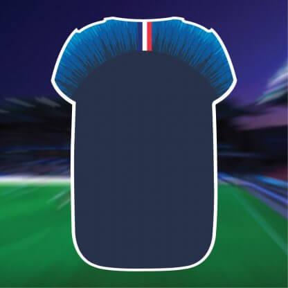 France Shirt Powerbank