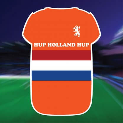 Netherlands Shirt Powerbank