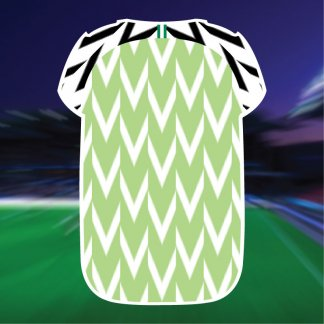 Nigeria Shirt Powerbank