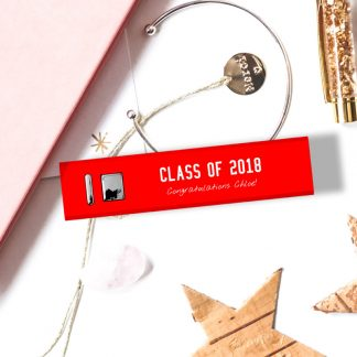 Personalised Graduation Cuboid Metal Powerbank