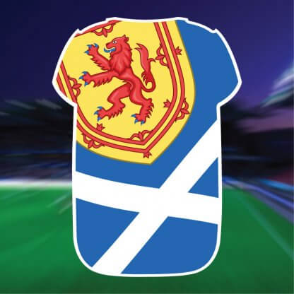Scotland Shirt Powerbank