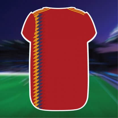Spain Shirt Powerbank