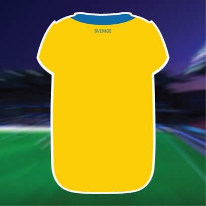 Sweden Shirt Powerbank