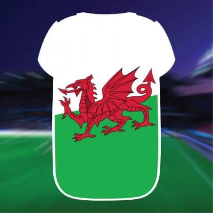 Wales Shirt Powerbank