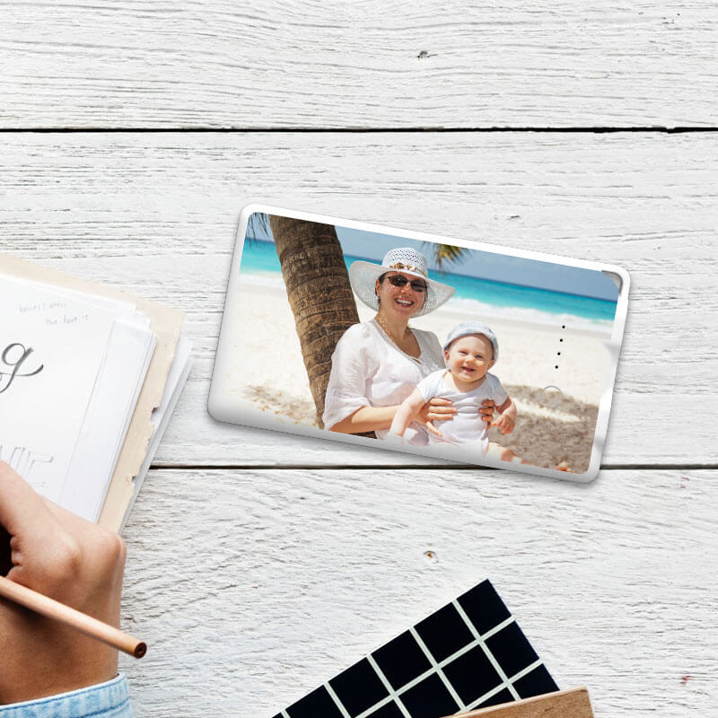 Custom Family Photo Powerbank Plus