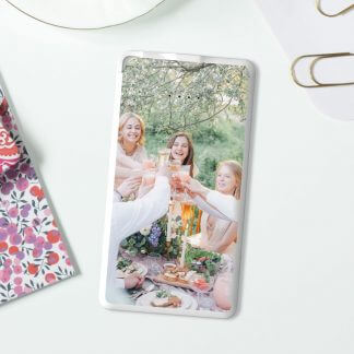 Family Day Out Mirror Compact Powerbank