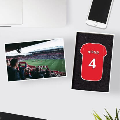 Shirt powerbank liverpool virgil