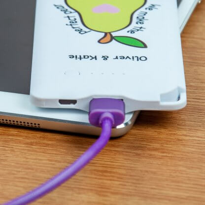 flat powerbank powerbank usb input