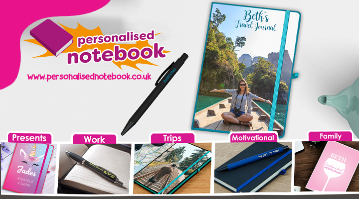 Personalised Notebook examples