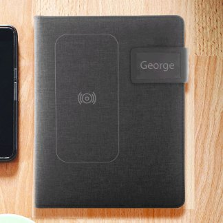 Wireless Charging Notepad