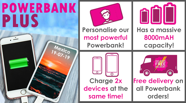 Powerbank plus