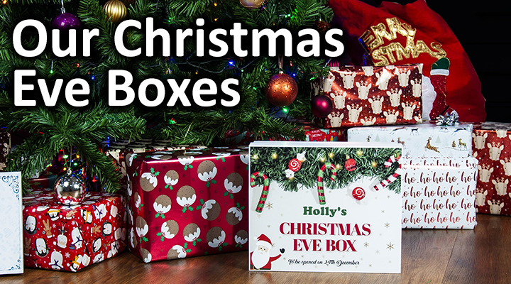 Our Candu Christmas Eve Box