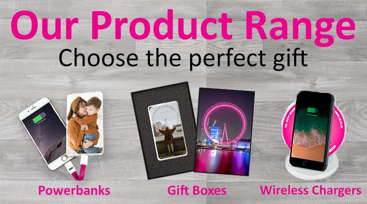 Personalised Powerbank Gift
